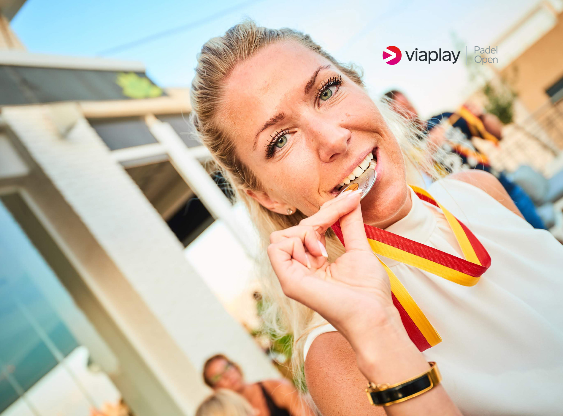 Viaplay Padel Open 2020 Huvudturnering Damer