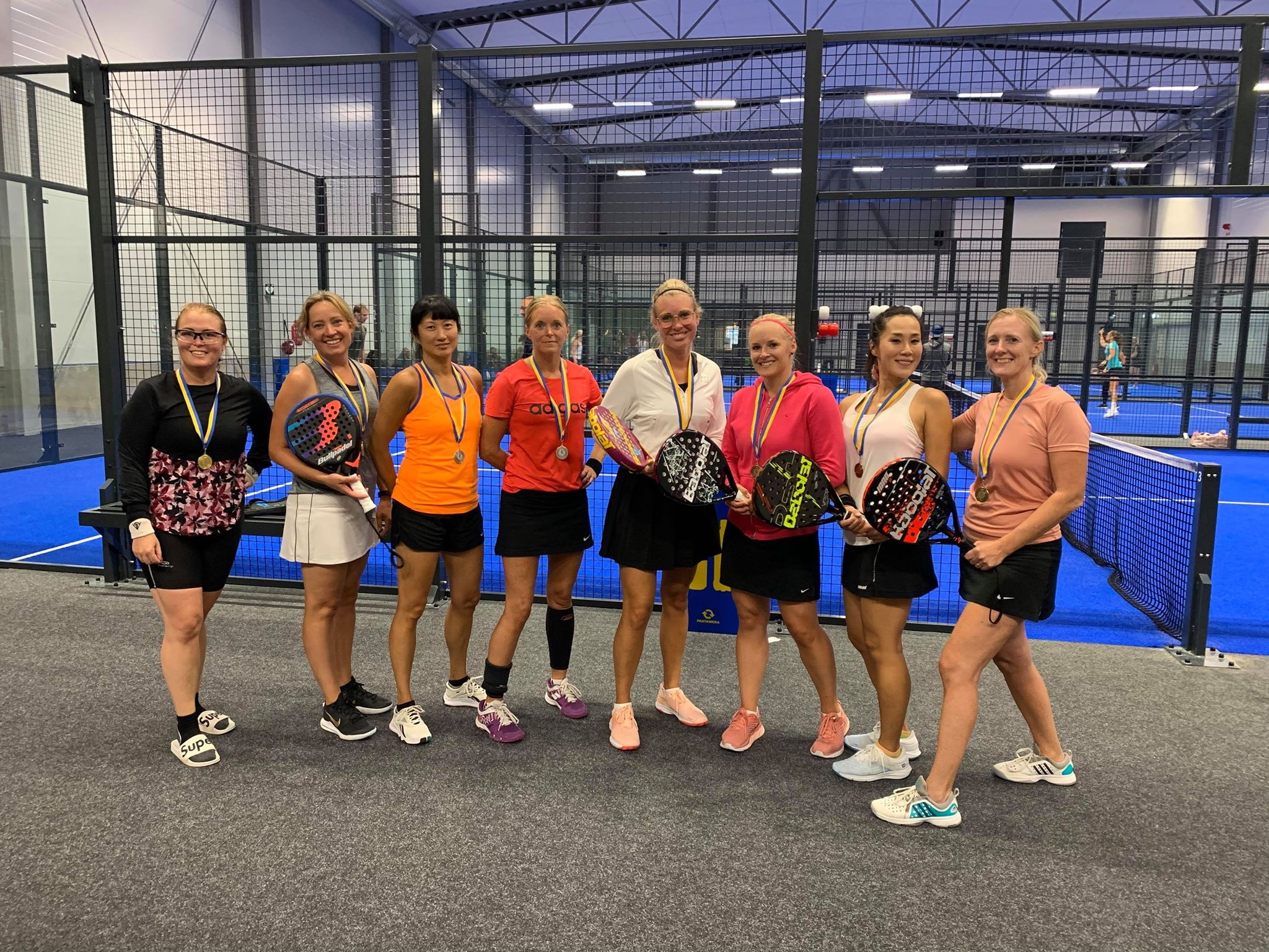 Padel & Friends League – höst/ vinter (Dam)